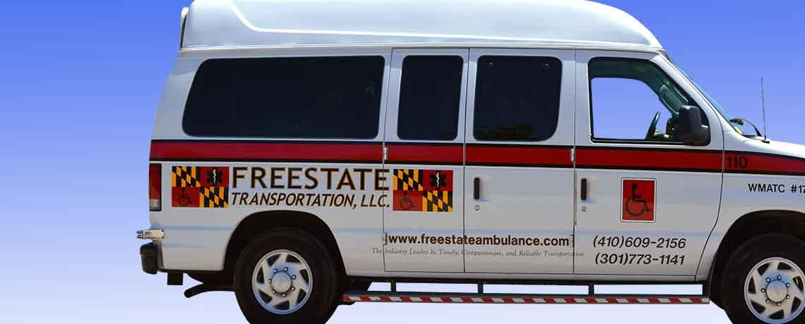 Providing a Full Range of Medical Transportation Services 24/7