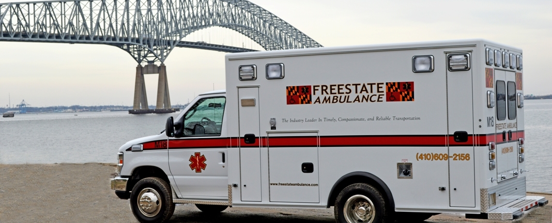 New Medic Ambulance